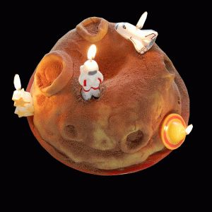 ruimtevaart-taart