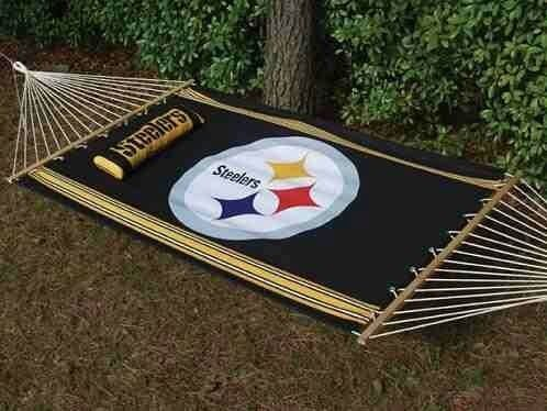 PITTSBURGH STEELERS~HAMMOCK