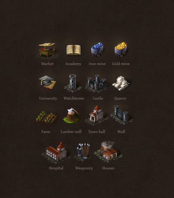medievalen.net icons by brainchilds on DeviantArt
