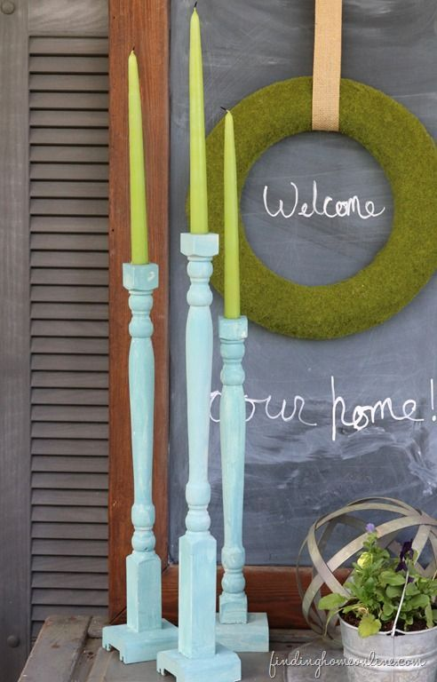 68 Best Things To Make With Spindles Images On Pinterest