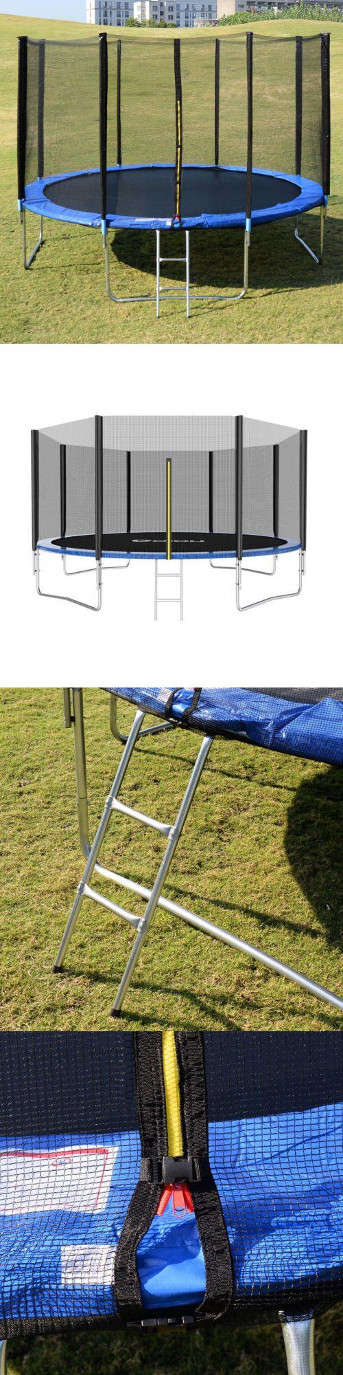 best 25 14ft trampoline ideas on pinterest 13ft trampoline
