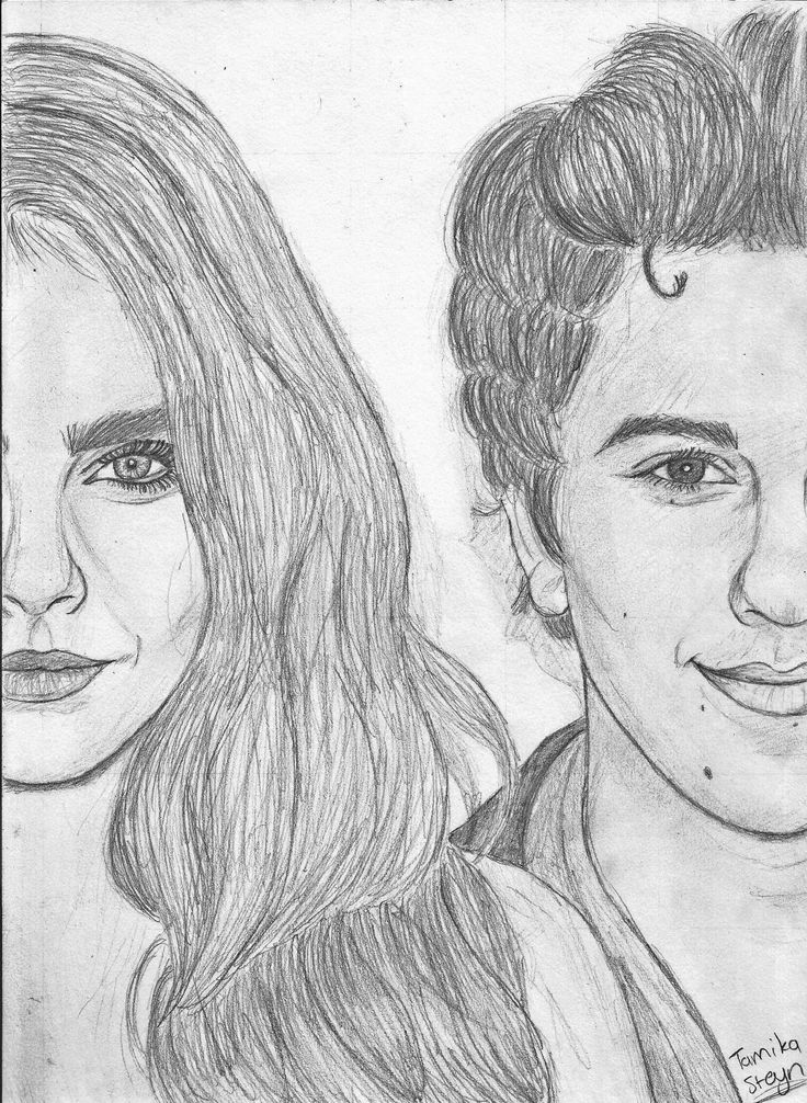 My Paper Towns fan art. ''A paper town for a paper girl''- John Green. (Margo Roth Spiegelman and Quentin Jacobsen) Cara Delevingne, Nat Wolff.