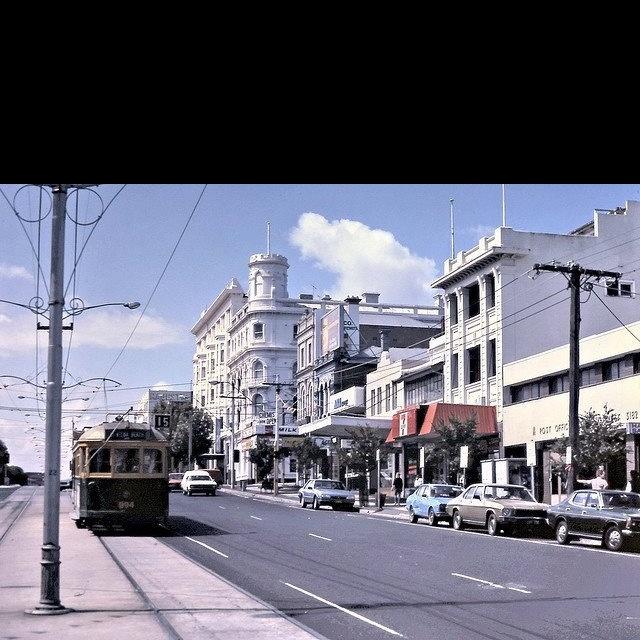 1985 Fitzroy Street.. Much change?