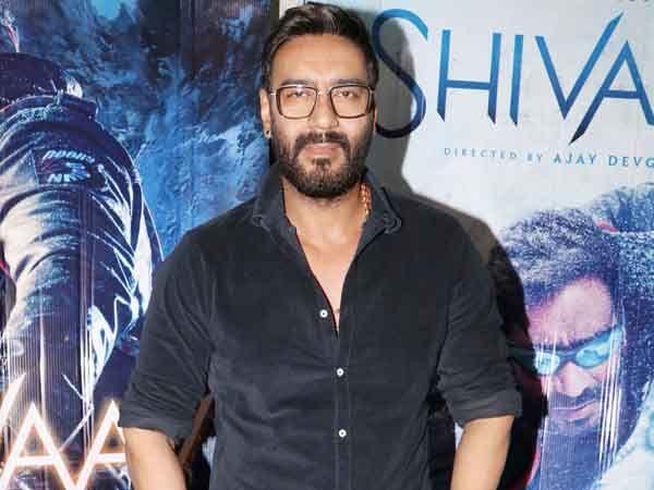 Bollywood's Singham Ajay Devgn revealed the reason why he has kept the identity of the 'Shivaay's villain a secret till now