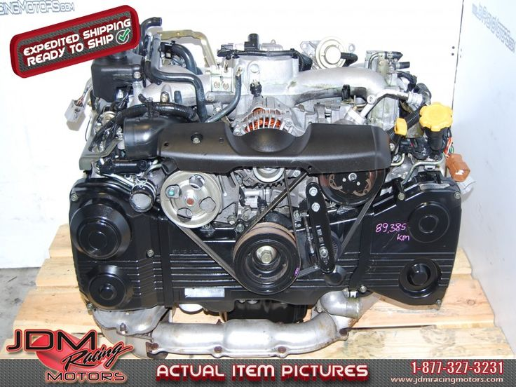 JDM Subaru WRX 2002-2005 EJ205 Turbo Motor DOHC Quad Cam 2.0L Engine.  eBay # 161510079691  Find this item on our website: http://www.jdmracingmotors.com/engine_details/1791   #JDM, #Subaru, #WRX, #STi, #EJ205, #Engine, #Used, #Swap, #EJ, #Quad, #Cam, #DOHC, #Motor, #Turbo, #Impreza, #2.0L, #2002, #2003, #2004, #2005