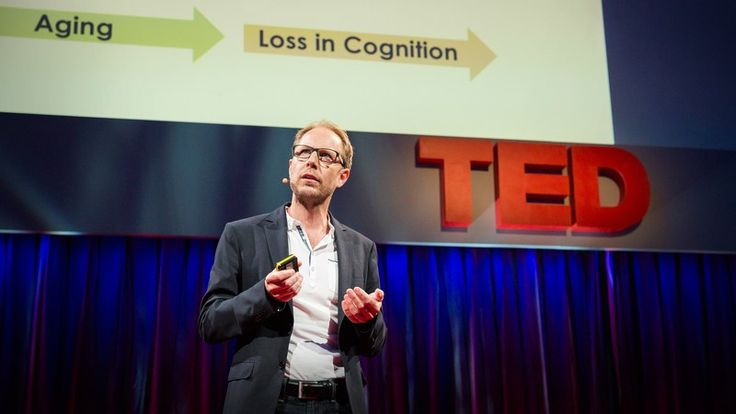 Tony Wyss-Coray studies the impact of aging on the human body and brain. In this eye-opening talk, he shares new research from his Stanford lab and other teams which shows that a solution for some of the less great aspects of old age might actually lie within us all.