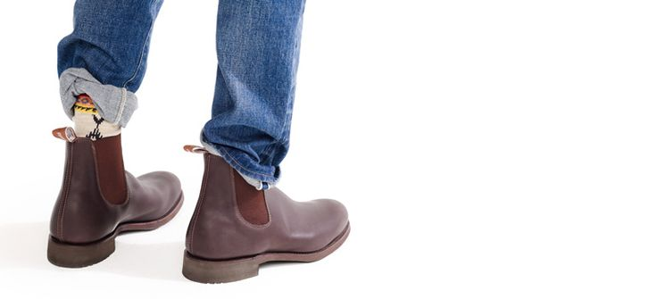 RM Williams Gardener Boots Menswear Pinterest