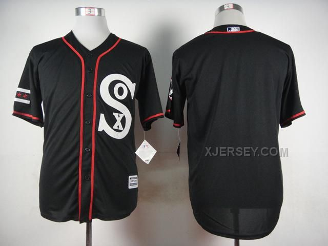 http://www.xjersey.com/white-sox-blank-black-new-cool-base-jersey.html Only$35.00 WHITE SOX BLANK BLACK NEW COOL BASE JERSEY Free Shipping!