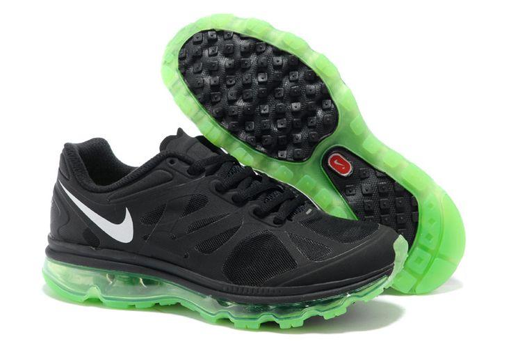 cheap Nike Air Max 2012 Løpesko Sort Dame