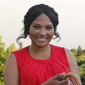 Chef Details : Presenter Siba Mtongana Food Network South Africa