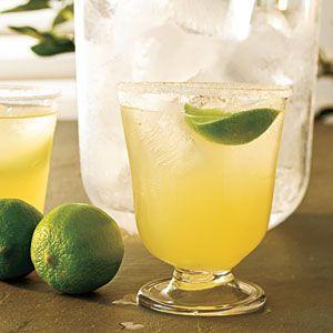 Cilantro-Jalapeño Limeade   MyRecipes.com
