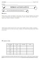CARPETA DEL MAESTRO: ACTIVIDADES DE REFUERZO DE MATEMÁTICAS 4 (TERCER C...
