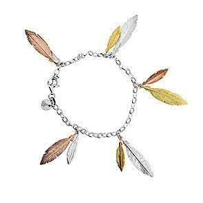Multi Feather Bracelet