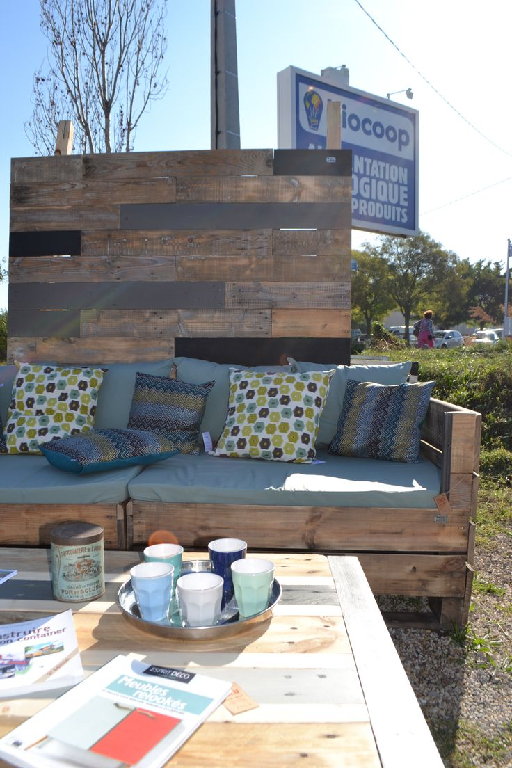 41 best caisse xxl salon de jardin id es images on pinterest woodworking backyard. Black Bedroom Furniture Sets. Home Design Ideas