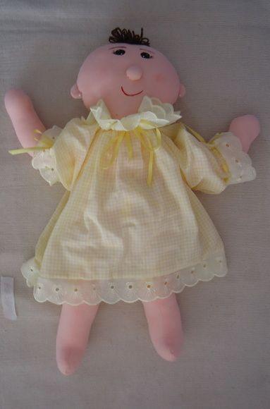 Boneca de Pano - Bebezinho