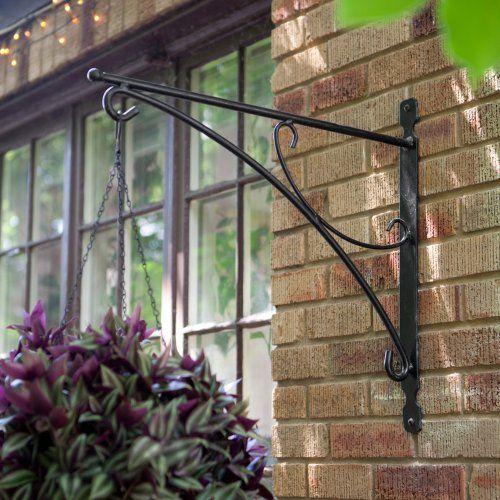 Top 25+ best Hanging basket brackets ideas on Pinterest