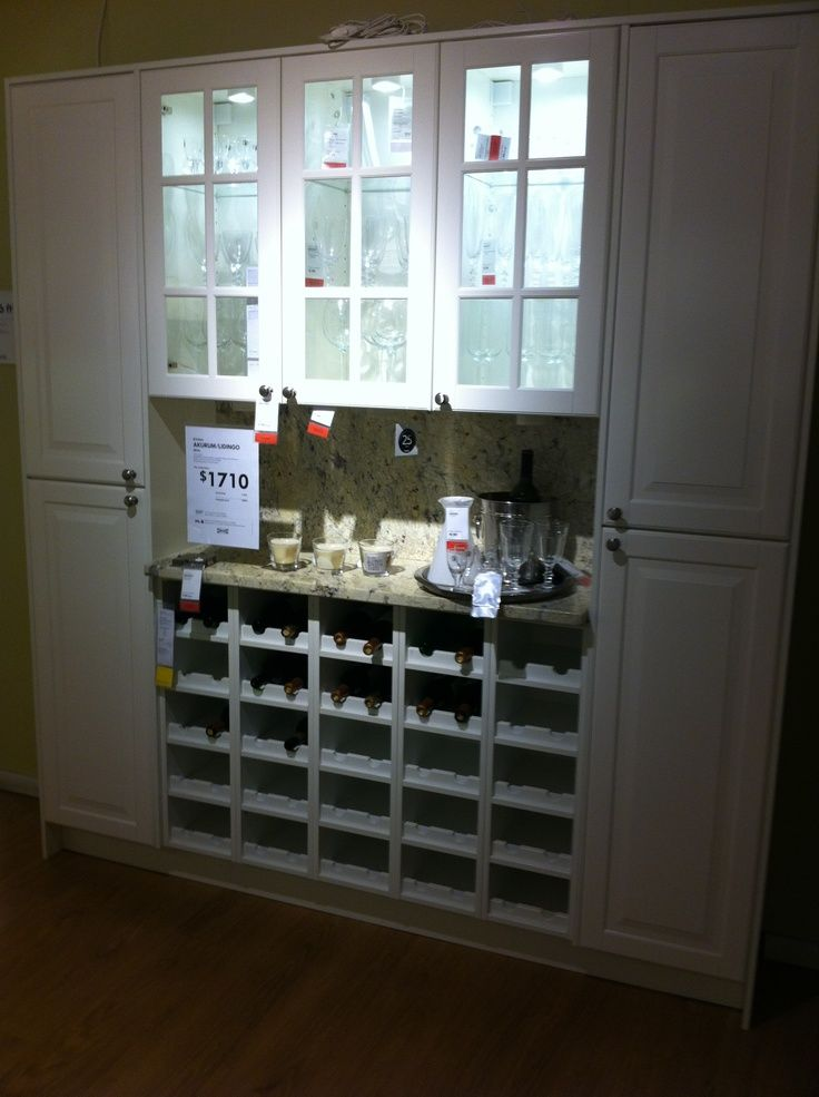 white shaker cabinets  | IKEA in store cabinets - white shaker style | Jane's Kitchen Interior ...