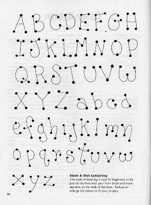 Artigianato in feltro   Ragazze Sleepers  : Cast di lettere