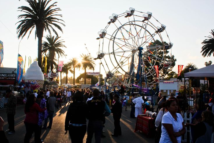 Don't Miss the #LA County Fair this September!