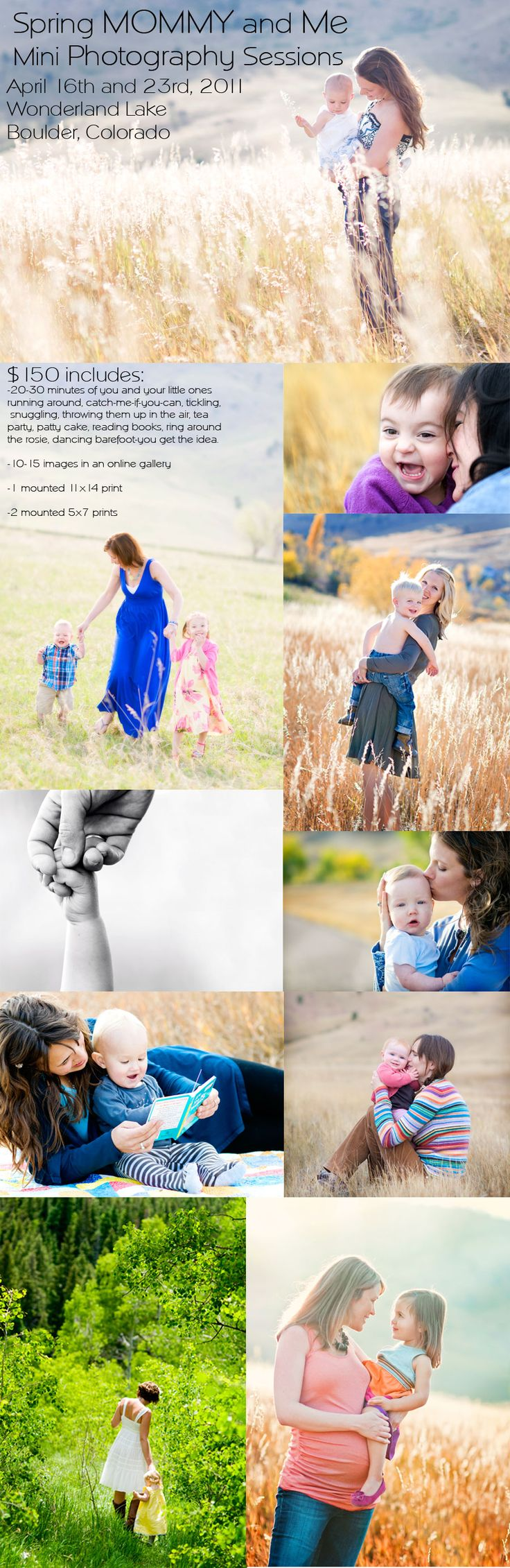 mommy and me - great mother's day idea! @Cory Adkins