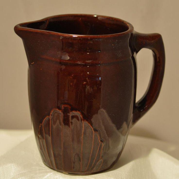 12 best images about vintage pottery on pinterest ceramics ruby lane and cookie jars. Black Bedroom Furniture Sets. Home Design Ideas