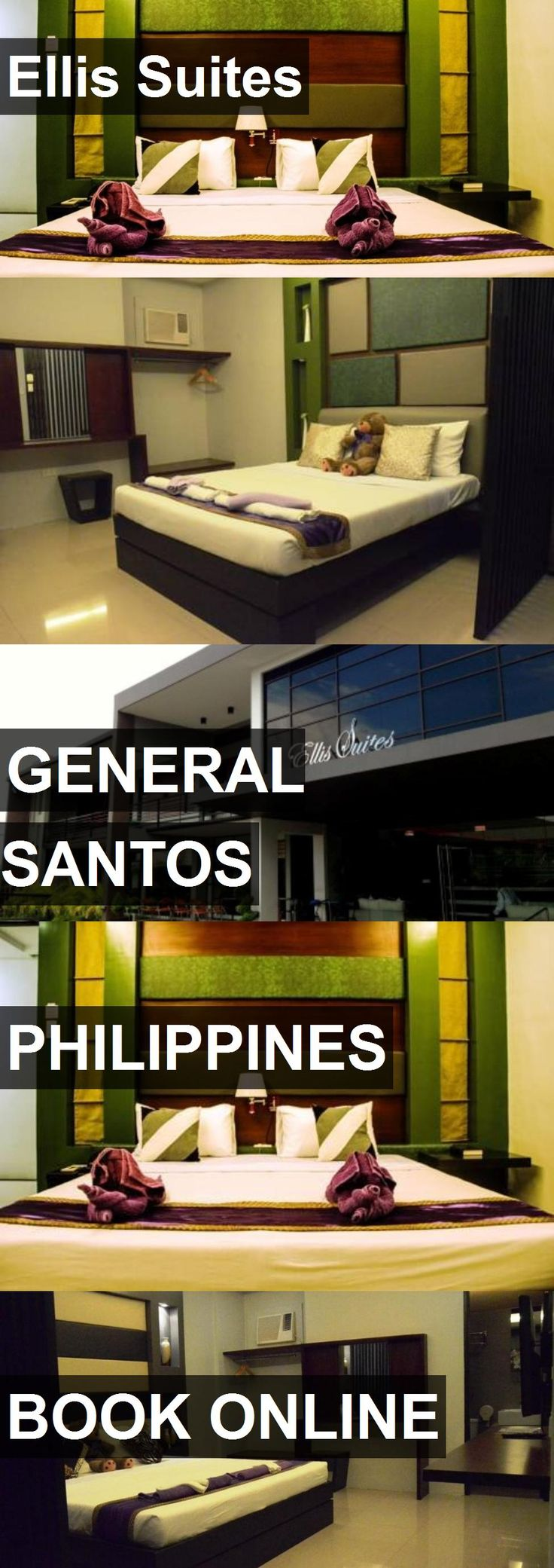 Hotel Ellis Suites in General Santos, Philippines. For more information, photos, reviews and best prices please follow the link. #Philippines #GeneralSantos #EllisSuites #hotel #travel #vacation