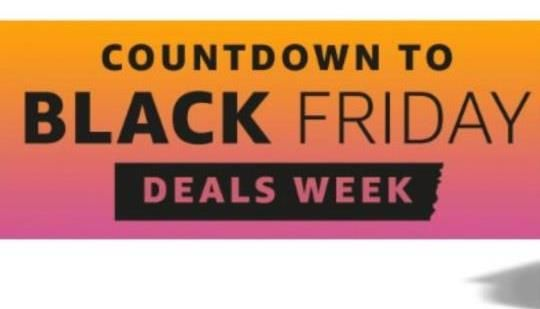 Amazon Countdown to Black Friday Video Game Deals: 11/13 Edition