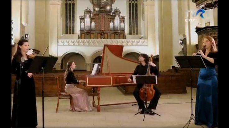 MAGYARADÁS / Quarto d'Oro  / Georg Philipp Telemann: Triosonata in d mol...