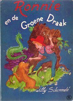 Ronnie en de groene draak deel 11