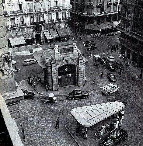205 best images about madrid antiguo on pinterest for Hoteles en la calle prado de madrid