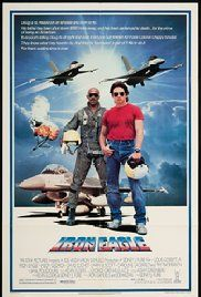 Iron Eagle Full Movies. A daring young pilot launches a rescue mission when his air force veteran father is shot down and captured over enemy territory.