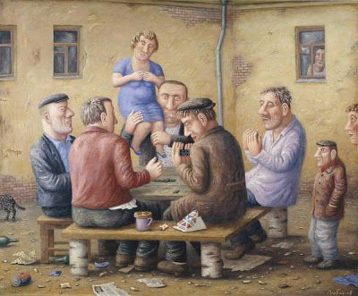 Recogedor: Vladimir Lubarov - Arte