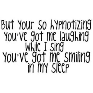 Demi. Dancing in the mirror and singing in the shower (diff song and artist but like it too)