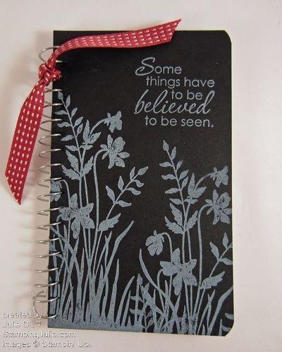 just believe notebook details