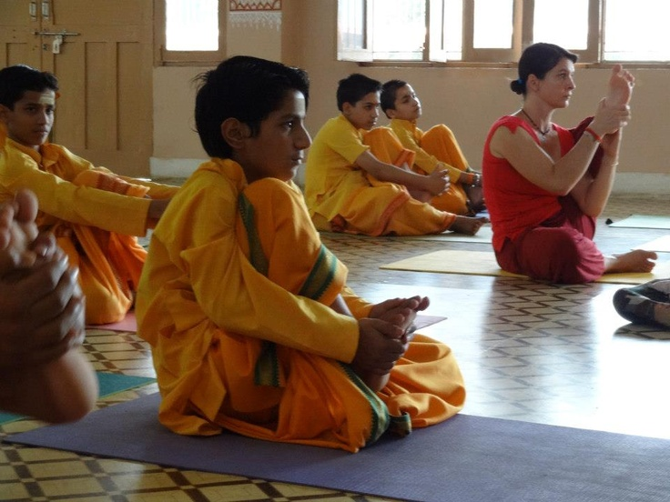 Parmarth Niketan's Yoga Aid World Challenge event was a lovely success, in which people from across the globe came together to support Ganga Action Pariva