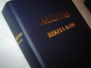 Alkitab / Berita Baik / Edisi Kedua - Perjanjian Baru and Lama / Malay Bible with Thumb index / Today's Malay Version Translation / Indonesia