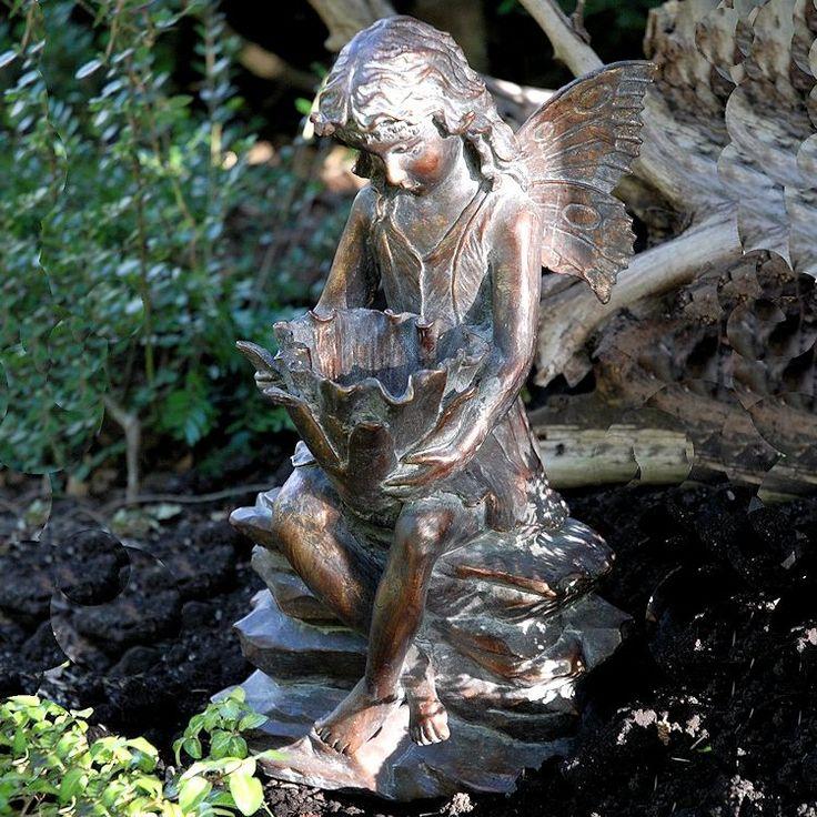 53 best Fairy Statues images on Pinterest Fairy statues Fairies