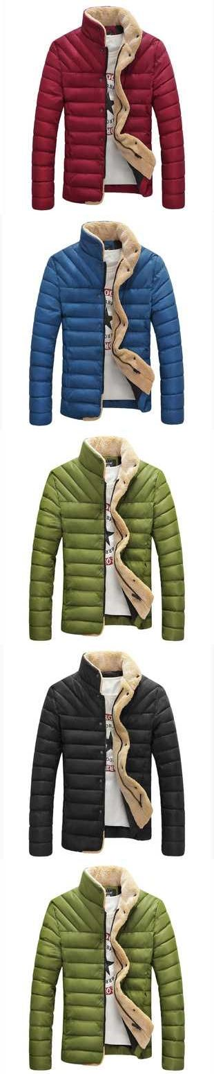 Warm Men's Down Jackets Waterproof Casual Outerwear Snow Coats Thick Hooded Winter Duck Down Jacket For Man H6276