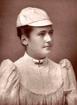 Lottie Dod of Great Britain won the silver medal in archery at the 1908 Olympics in London.