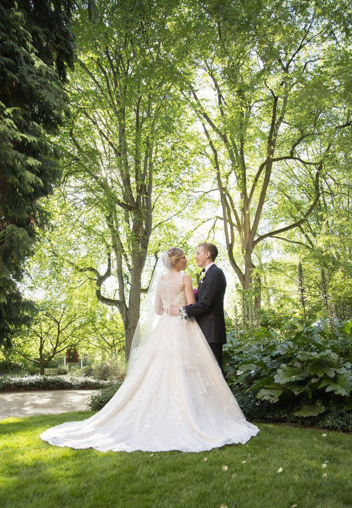 Holy Names Academy Chapel & Skansonia Wedding Wedding