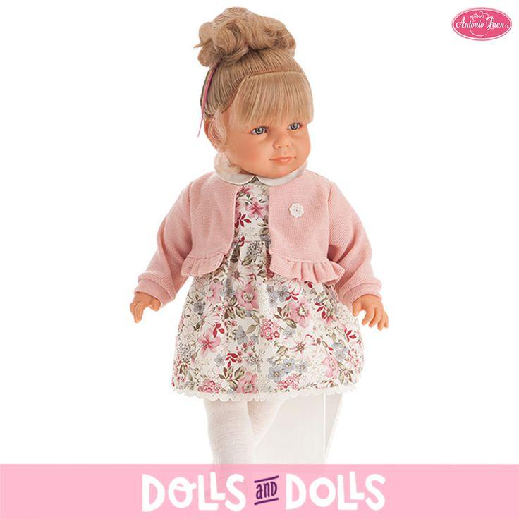 Noa ya está de vacaciones y junto con sus papás disfruta por las tardes jugando en el parque. Es muy coquetas, le encanta que le hagan peinados en su bonito y cuidado pelo y salir a jugar luciendo sus vestidos favoritos.Sus expresiones son casi reales por lo que no pasan desapercibida para nadie. #Dolls #Doll #Bonecas #Poupées #Bambole #MuñecasAntonioJuan #muñeca #DollsMadeInSpain #AntonioJuanDolls