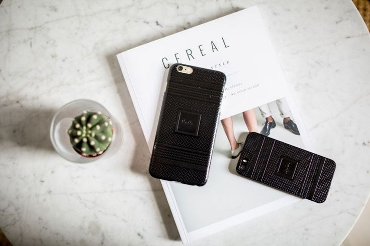 Iphone Case 5 & iphone Case 6 Neo in Black from our Kufiya Noire Capsule Collection. #lalaberlin #lala #berlin #lalaloves #kufiyanoire #iphone #cases #giftswelove