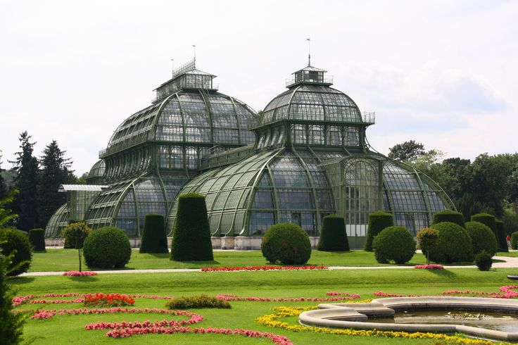 Palmenhaus Wien Schönbrunn: I would go there to hang out and study. Incredibly beautiful and peaceful