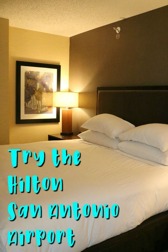 Try The Hilton San Antonio Airport On Your Next Visit