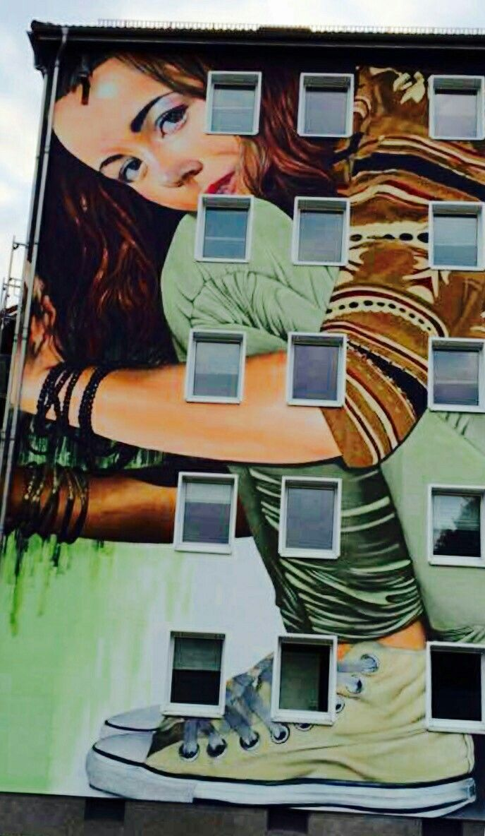 Street Art by Tasso part 1