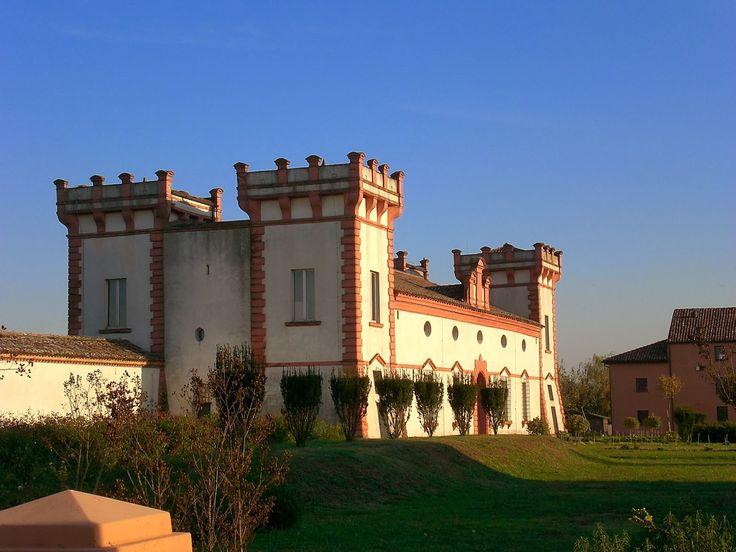 La Delizia del Verginese è una delle 19 residenze degli Estensi (chiamate delizie) situata in Gambulaga, Strada Provinciale presso Portomaggiore.