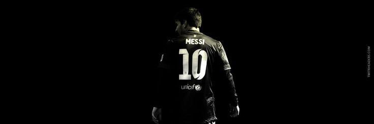 Lionel Messi Twitter Header Cover - TwitrHeaders.com