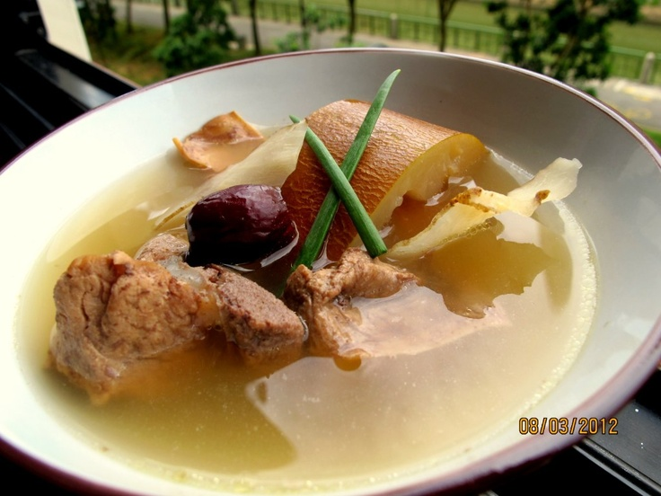 82 best recipes chinese herbal soups images on pinterest annielicious food old cucumber soup forumfinder Choice Image