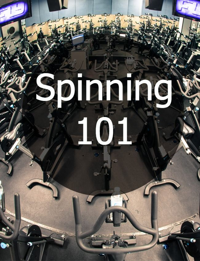 Spinning is one of my fave workouts - here's the skinny!