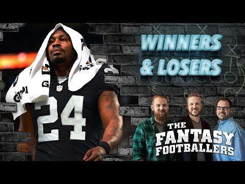 Fantasy Football 2017 - Free Agency Winners & Losers, Marshawn Lynch Rumors, News - Ep. #362 - Fantasy FootBall Videos